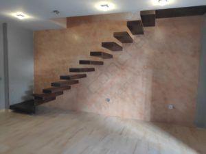 escalera microcemento 2